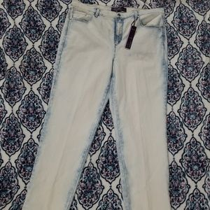 NWT Gloria Vanderbilt skinny jeans